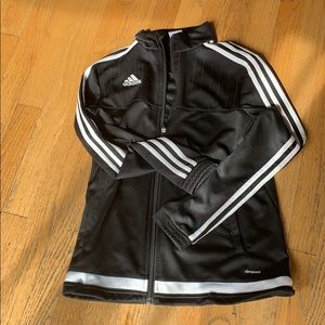 Adidas Women's Track Jacket Size Small